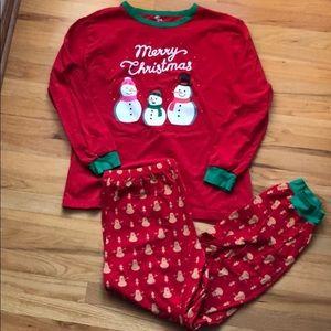 Adult Christmas Pajamas. NWOT!